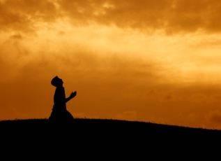 الدعاء والصلاة